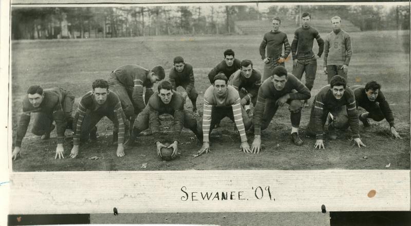 1909 Sewanee football team