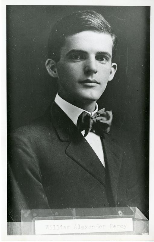 Young William Alexander Percy