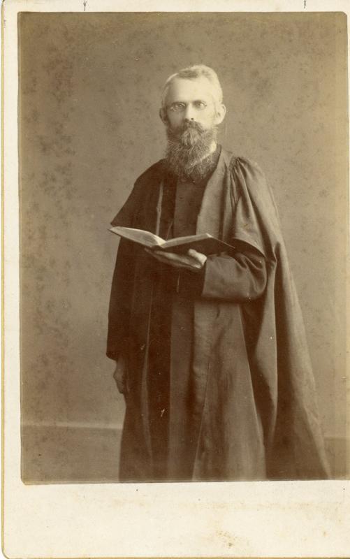 Reverend William Porcher DuBose