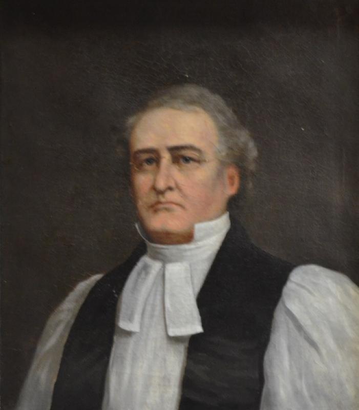 The Right Reverend Stephen Elliott, Bishop of Georgia